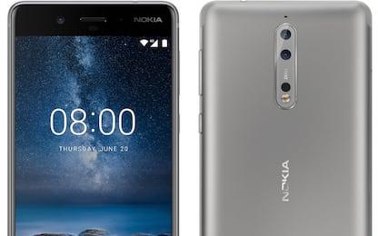 Smartphone, ecco come sarà il Nokia 8