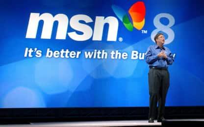 Microsoft, 18 anni fa debuttava il sistema di messaggistica MSN
