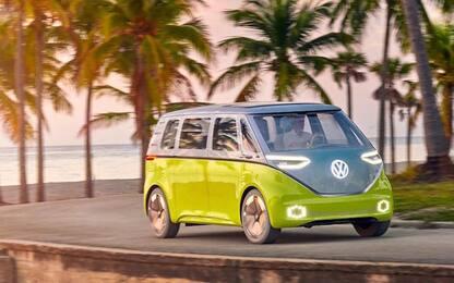 Volkswagen, torna il mitico 'Bulli': sarà elettrico e hi-tech