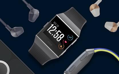 Ecco Ionic, il primo (vero) smartwatch di Fitbit