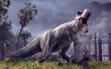 02_JurassicWorldEvolution_TRex_Gamescom2017_Videogiochi