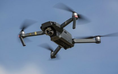Drone, sfiorato l'impatto con un aereo nel Regno Unito