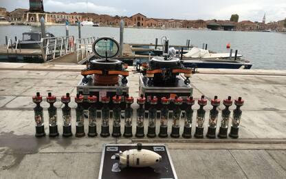 Venezia, 'sciame di robot' per il test subacqueo più grande del mondo