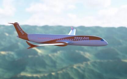 EasyJet annuncia aereo passeggeri elettrico entro 10 anni