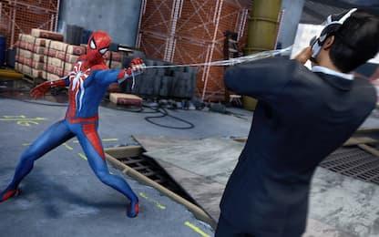 Spider-Man, l'arrampicamuri si appresta a debuttare su PS4