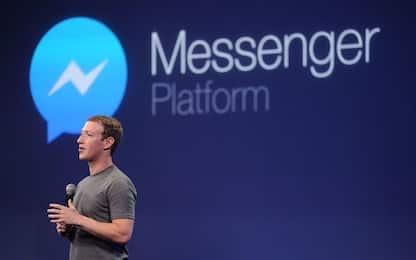 Facebook Messenger, 10 minuti per cancellare i messaggi