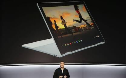 Pixelbook, ecco il portatile 2 in 1 di Google