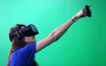 Facebook, in arrivo nuovo visore Oculus Quest per realtà virtuale