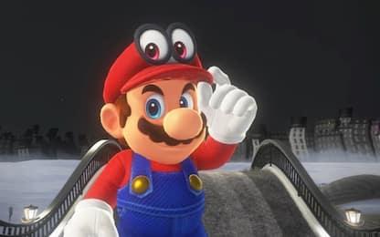Super Mario Odissey, l'ex-idraulico sbarca su Switch