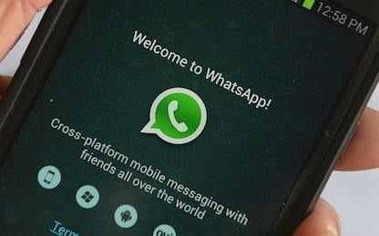 WhatsApp, dall'1 febbraio 2020 stop ai vecchi sistemi operativi