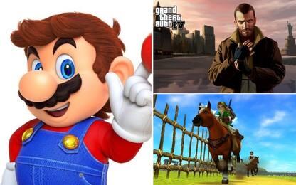 I migliori videogame di sempre secondo la critica