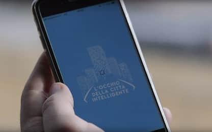 Nasce una app che aiuta i non vedenti a orientarsi in città