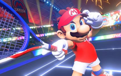 Nintendo punta tutto sulla Switch, 13 giochi in arrivo nel 2018