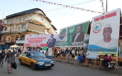 La Sierra Leone è andata al voto testando la blockchain