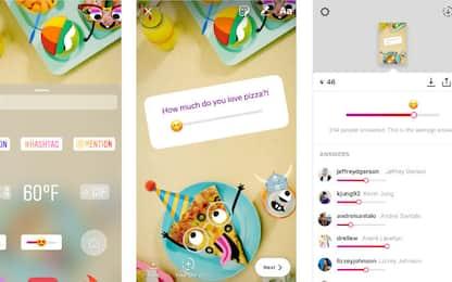 Instagram aggiorna le Storie: arrivano countdown e sticker musicali