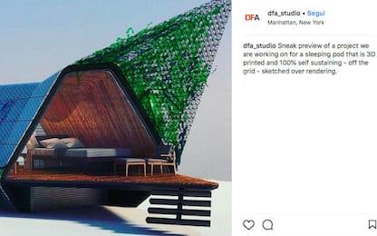 California, nel futuro le case a impatto zero e stampate in 3D