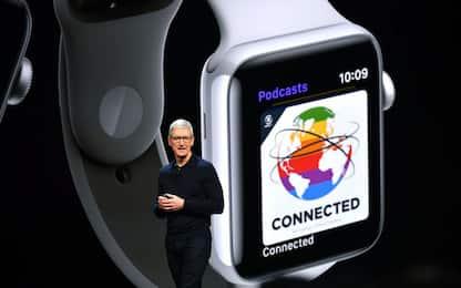 Gli audiolibri arrivano su Apple Watch grazie a watchOS 5
