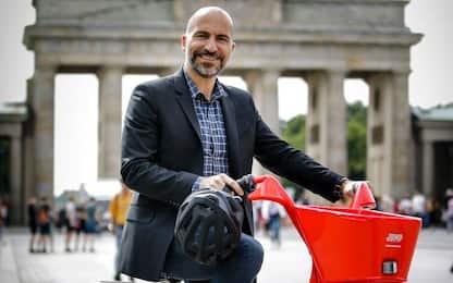 Uber, in estate il bike sharing elettrico di Jump arriva in Europa