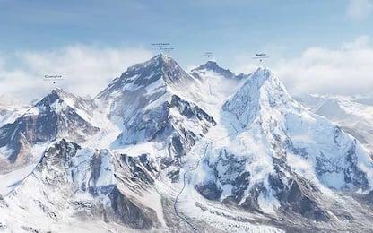 A Milano si può scalare l'Everest grazie alla realtà virtuale