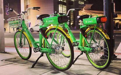 Uber investe nel bike e scooter sharing, al via partnership con Lime