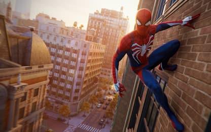 Spider-Man torna sulla PS4