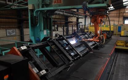 Wef: milioni di posti di lavoro in più con la rivoluzione dei robot