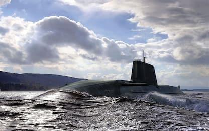 Gran Bretagna, droga e sesso nel sottomarino nucleare della Royal Navy