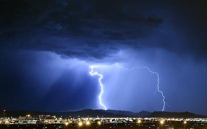 Maltempo, temporali e grandine: allerta sul sud-ovest del Piemonte