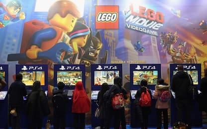 Videogiochi e Lego, un matrimonio riuscito