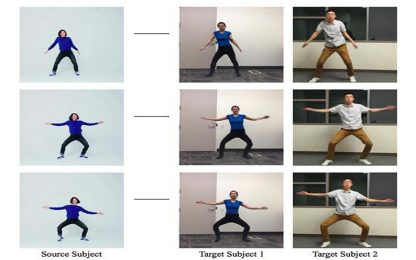 'Everybody Dance Now', il software che rende tutti ballerini esperti