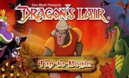 Dragon's Lair, con il joystick nella tana del drago