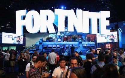 "Apple rimuove Fortnite da App Store, ""violate norme"""