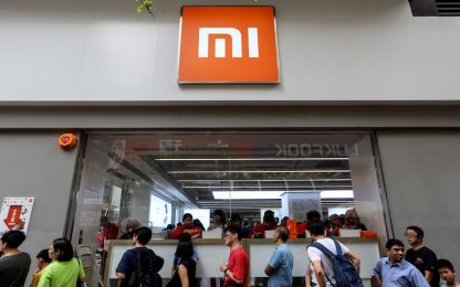 Xiaomi, un nuovo brevetto svela uno smartphone pieghevole