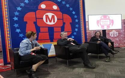 Maker Faire 2018, Musha è la mano robot dei chirurghi