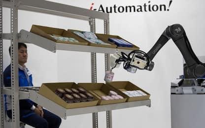 Robot, per l'89% delle aziende non possono sostituire gli esseri umani