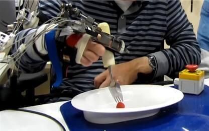 Da un istituto italiano robot soffici per la riabilitazione delle mani