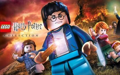 Lego Harry Potter: Collection, tutta la saga diventa un gioco per Nintendo Switch e Xbox One