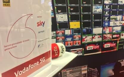 Vodafone presenta 12 progetti 5g della sperimentazione di Milano