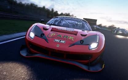 Assetto Corsa Competizione, l'esordio della Ferrari 488 GT3