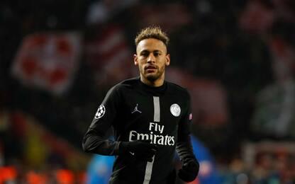 Neymar positivo dopo le vacanze a Ibiza: ora è in isolamento