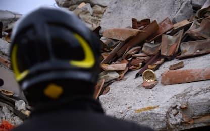Terremoto, crollo di un palazzo sul corso ad Amatrice: 5 a processo