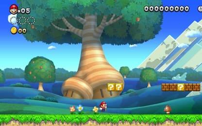 Drizzate i baffi, è in uscita New Super Mario Bros U Deluxe