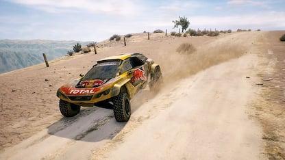 La Dakar continua sulla console