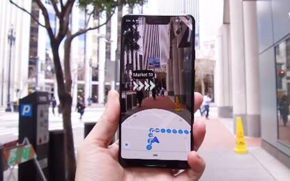 Google Maps, 5 miliardi di download su device Android da Play Store