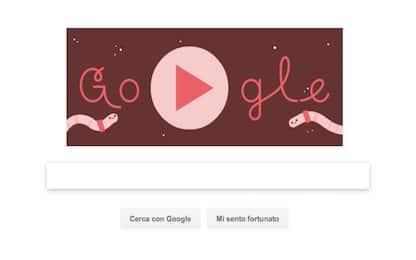 San Valentino 2019, il doodle di Google dedicato agli innamorati