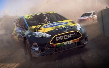 DiRT Rally 2.0, a tutto gas sulla console
