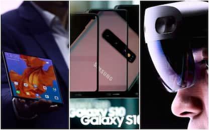 Mwc 2019: smartphone, visori e schede di memoria, tutte le novità