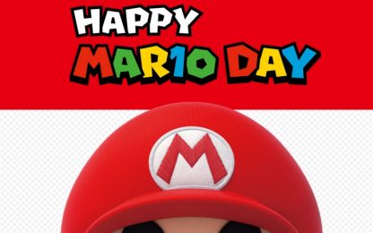 Nintendo lancia il MAR10 Day