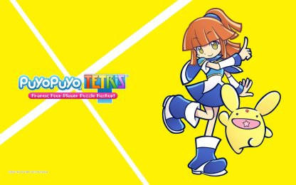 Puyo Puyo incontra Tetris, il divertimento raddoppia