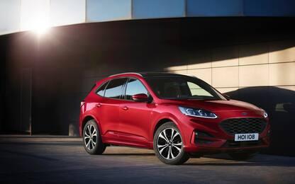 """Ford, ibrido ed elettrico: 16 modelli per un futuro """"green"""""""